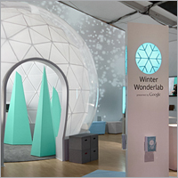 Winter Wonderlab